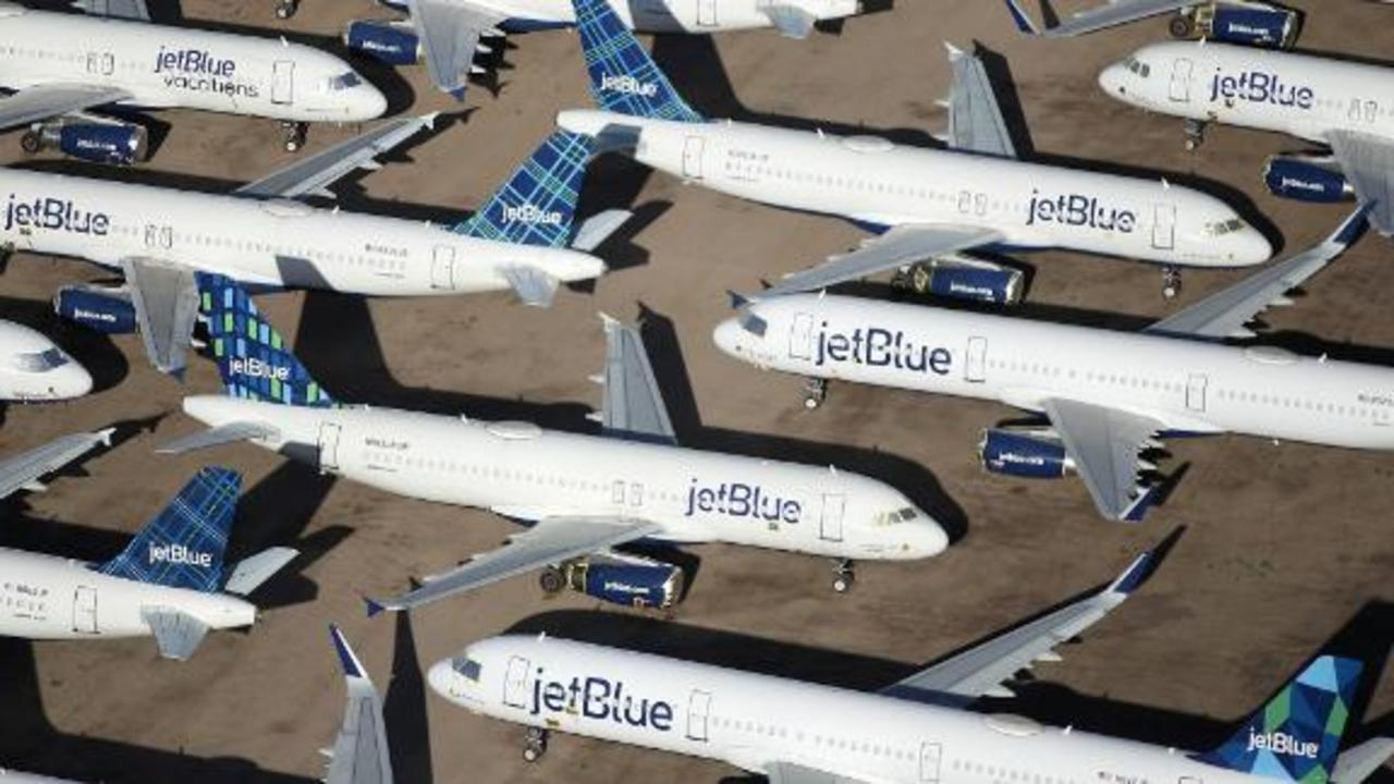 JetBlue CEO on when tickets to London will be available