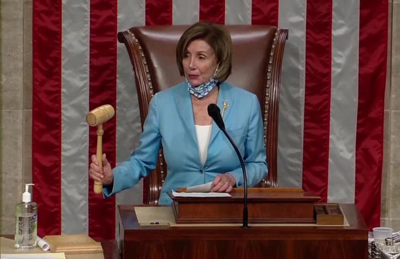 House OKs Jan. 6 commission, setting up Senate fight