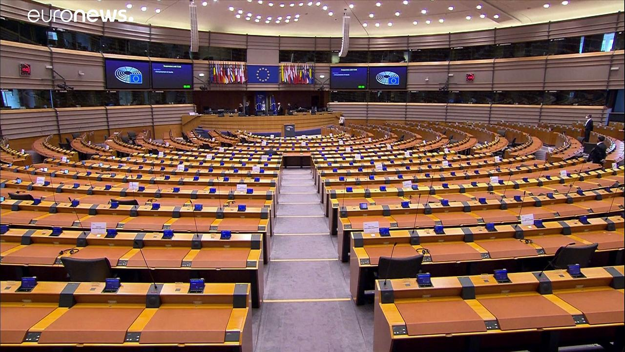 European Parliament votes to freeze controversial EU-China investment deal