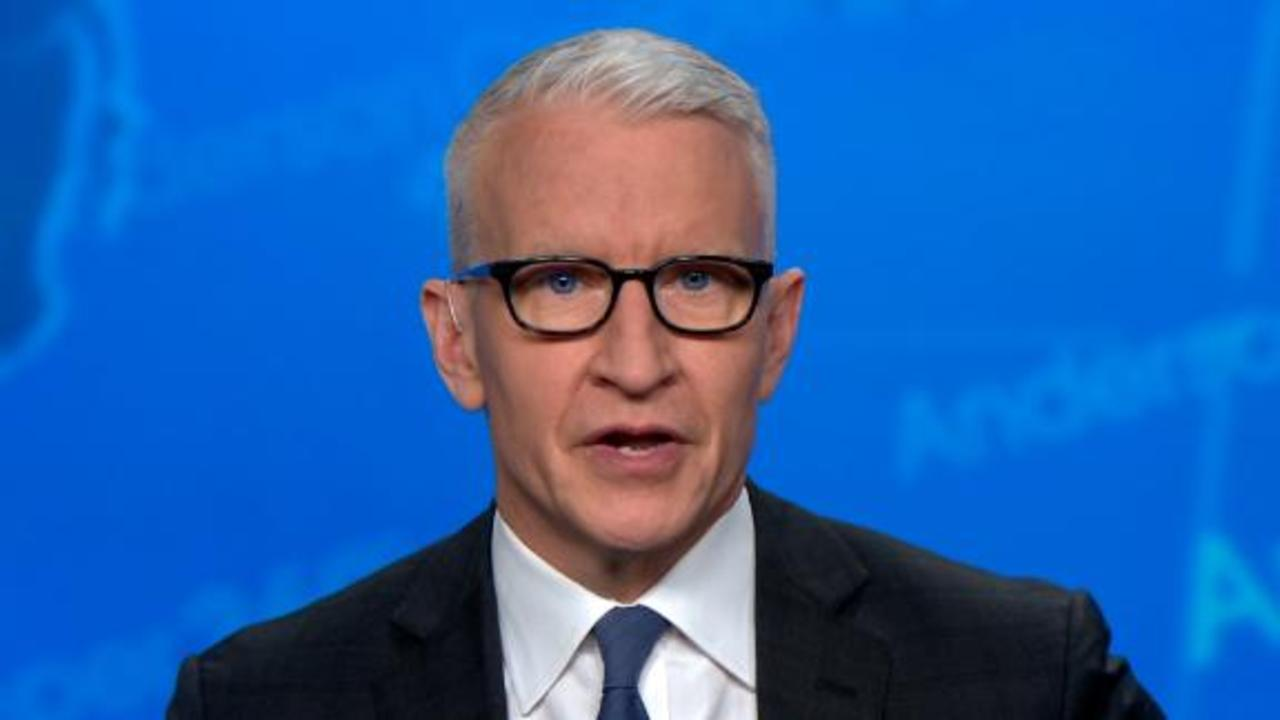 Cooper: We watched 2 adults bend to whims of one-term president