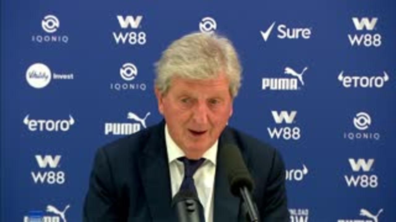 Hodgson: I will never forget reception