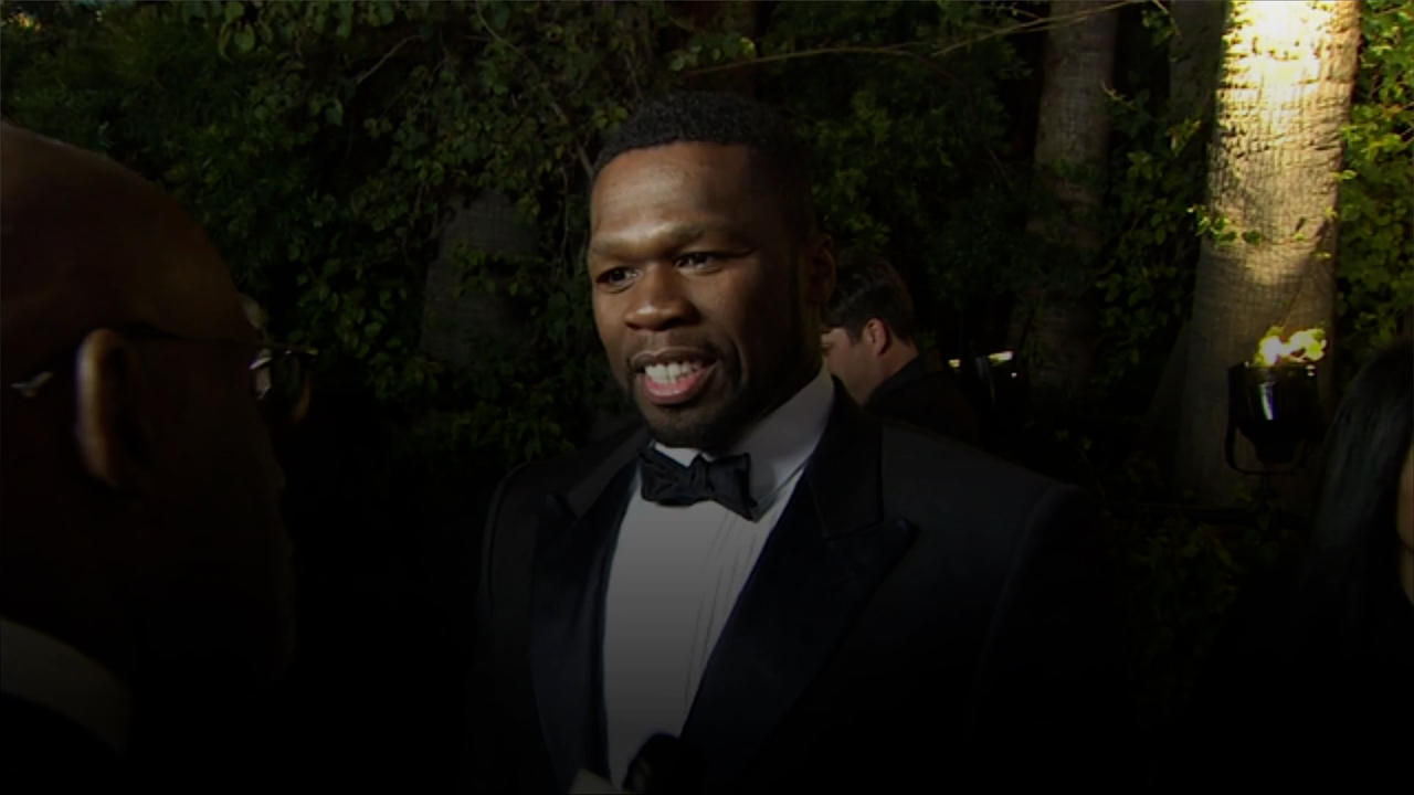 50 Cent jumpstarts High School Business program with $300,000 donation