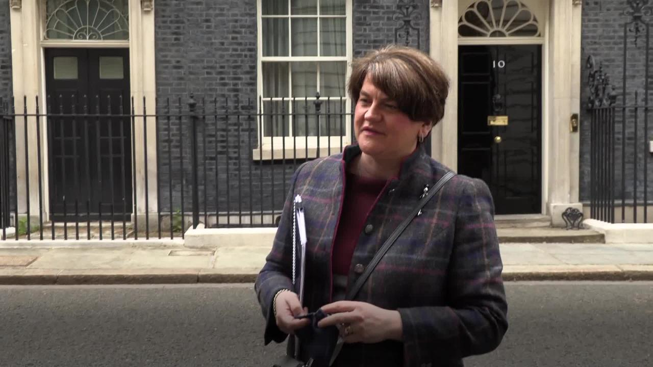 Arlene Foster: Now is the time for action on NI protocol