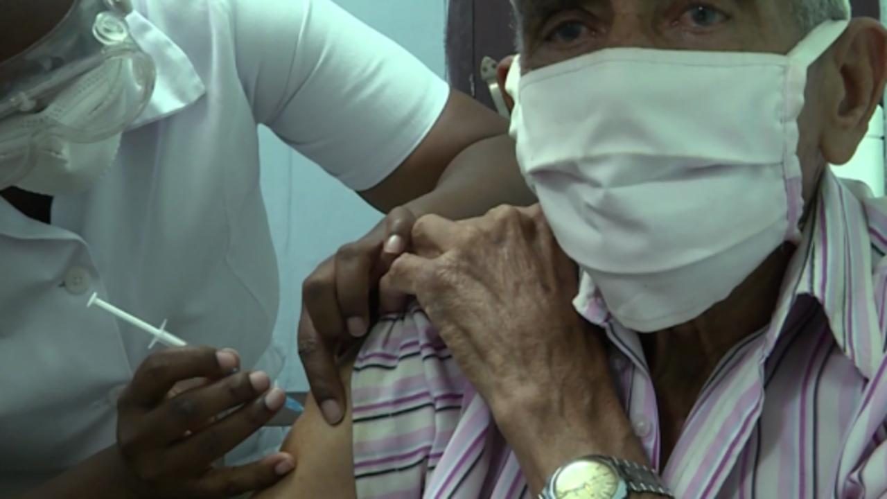 See what Cuba's vaccination program looks like