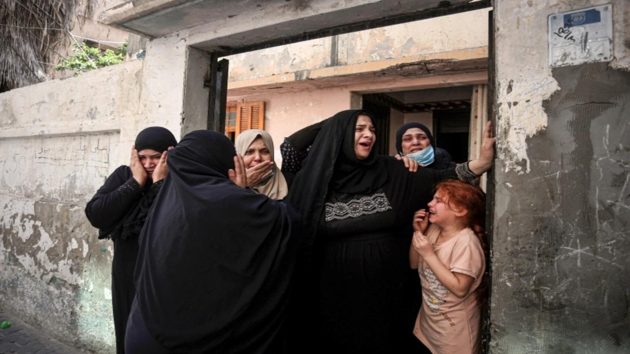 UN says lives of children in Gaza a 'Hell on Earth'