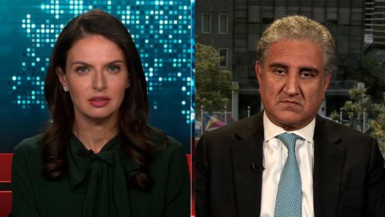 Pakistan FM invokes antisemitic slur
