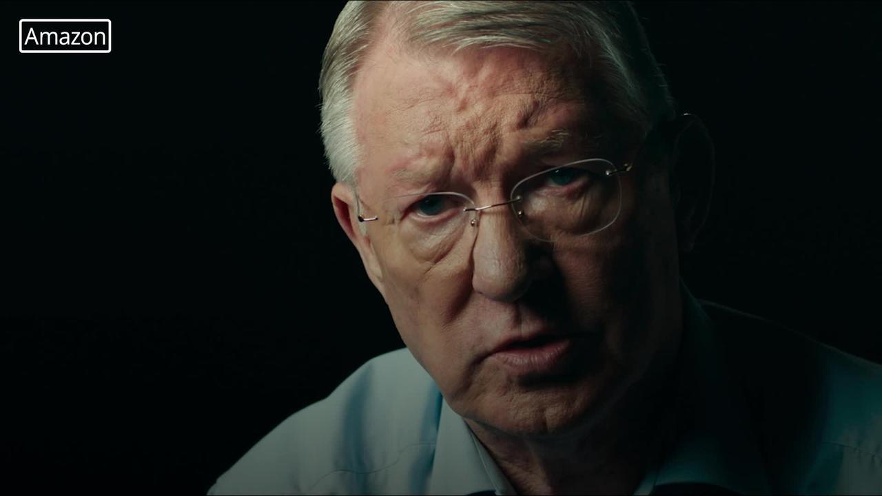 Old Trafford hosts premiere of Ferguson documentary
