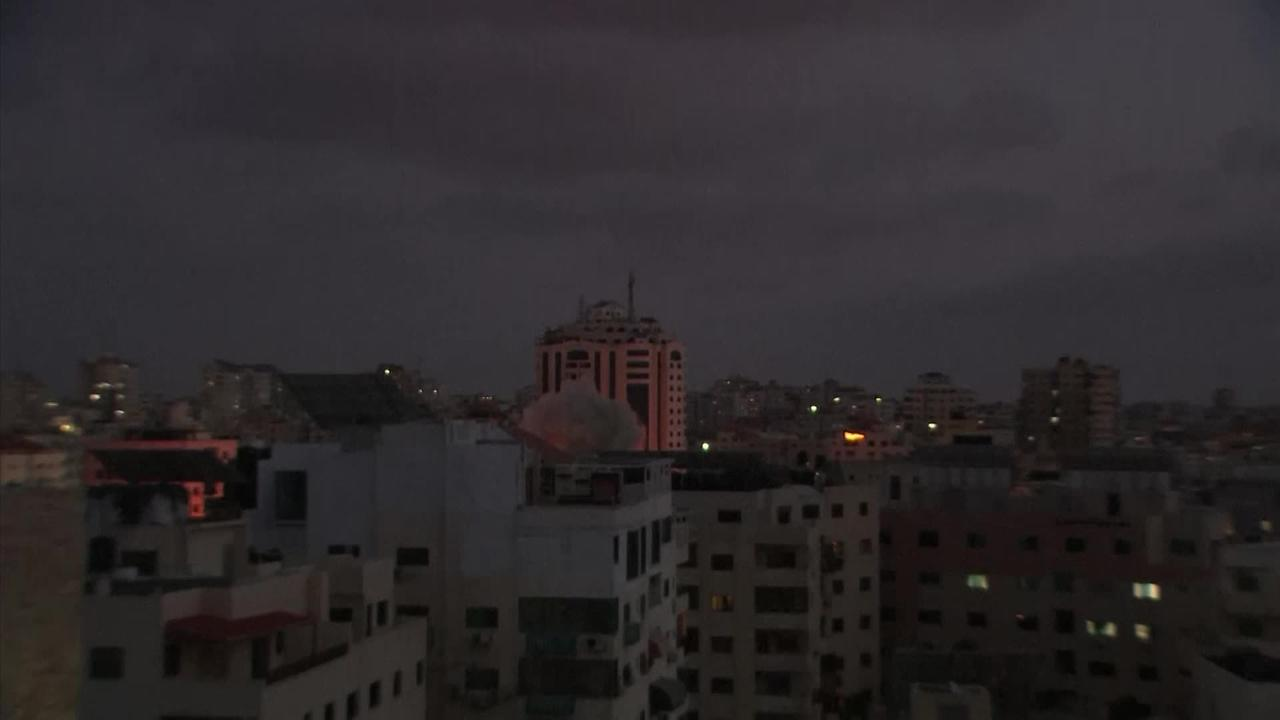 Israel and Hamas agree to ceasefire to end bloody 11-day war