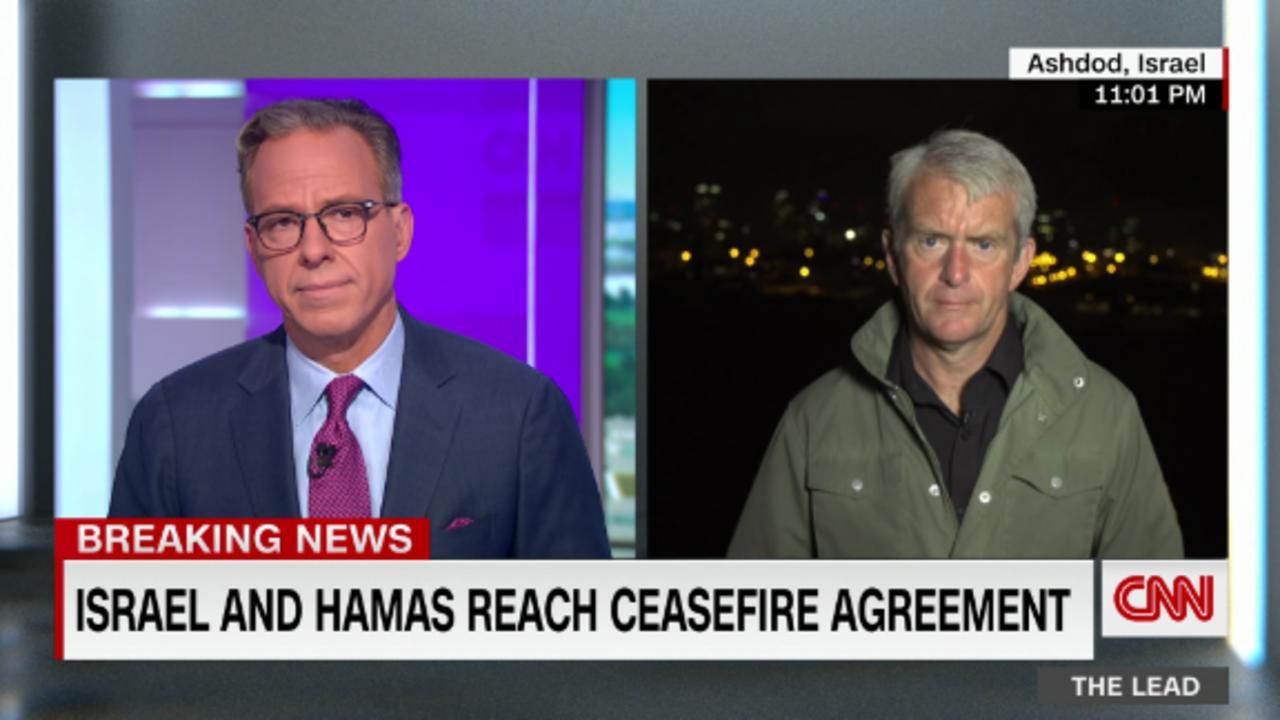 Israel and Hamas reach ceasefire agreement