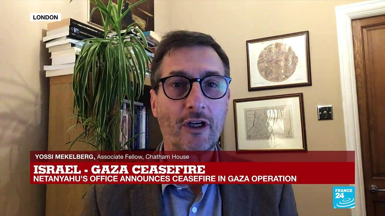 Israel-Gaza violence: 'If Netanyahu and the Hamas don't go to the negotiation table, it will come back again'