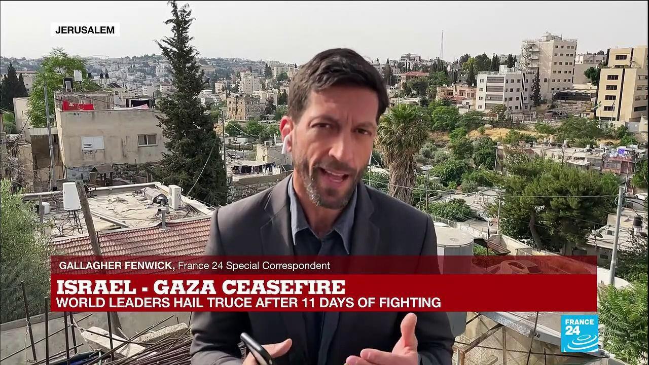 Israel-Hamas ceasefire is 'fragile', France 24's correspondent says