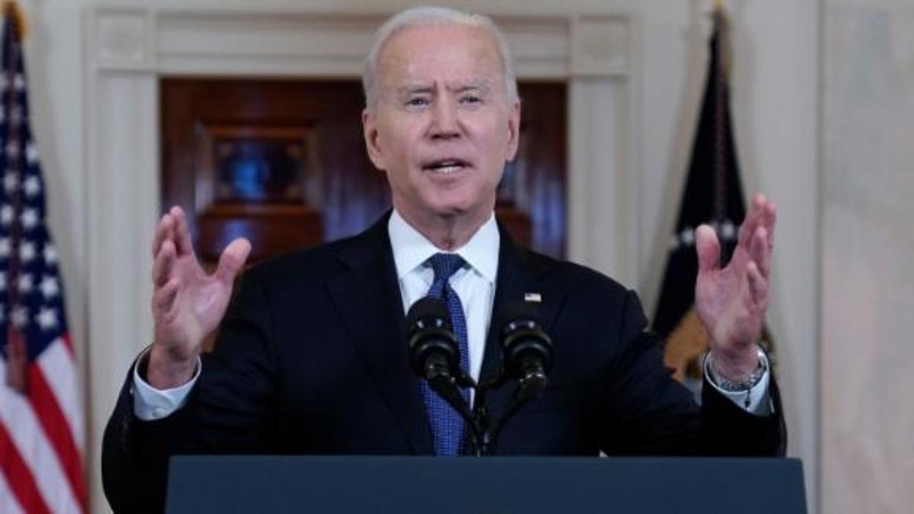 Biden celebrates ceasefire deal between Israel and Hamas