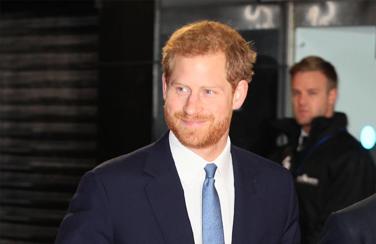 Prince Harry partied to hide pain he felt