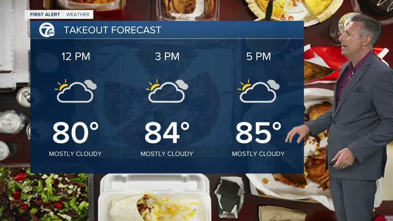 7 First Alert Forecast 5am Update, Friday, May 21