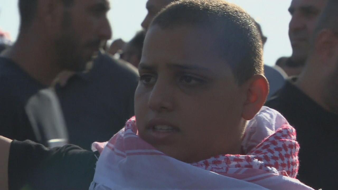 Israeli police accused of shooting 17-year-old Palestinian