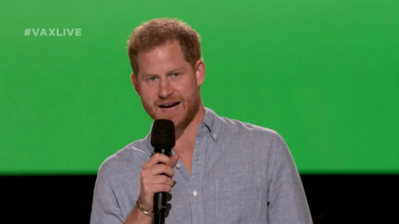 Prince Harry Speaks Out on New Apple+ TV Show About Why He Sat Down for the Oprah Interview