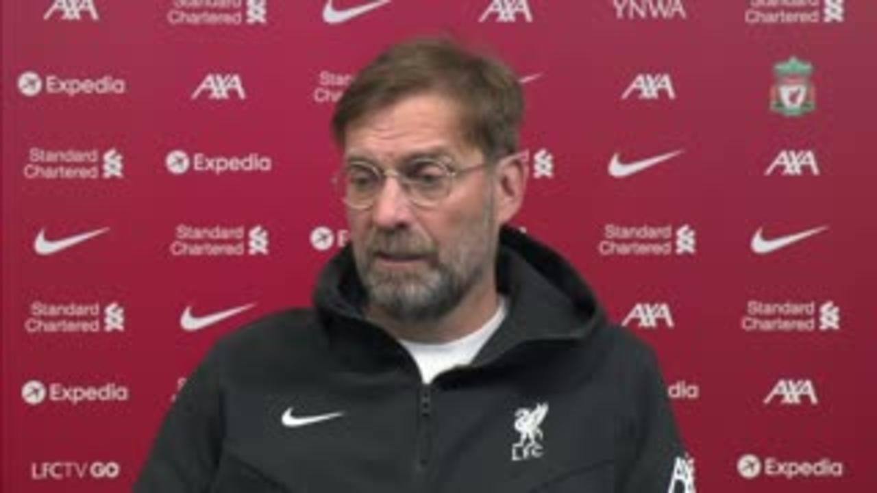 Klopp desperate for return of Anfield fans