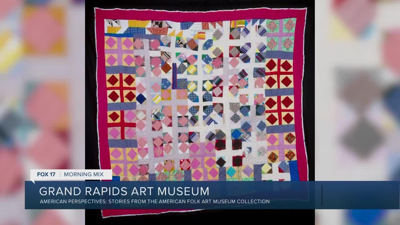 New exhibit opens up at the Grand Rapids Art Museum