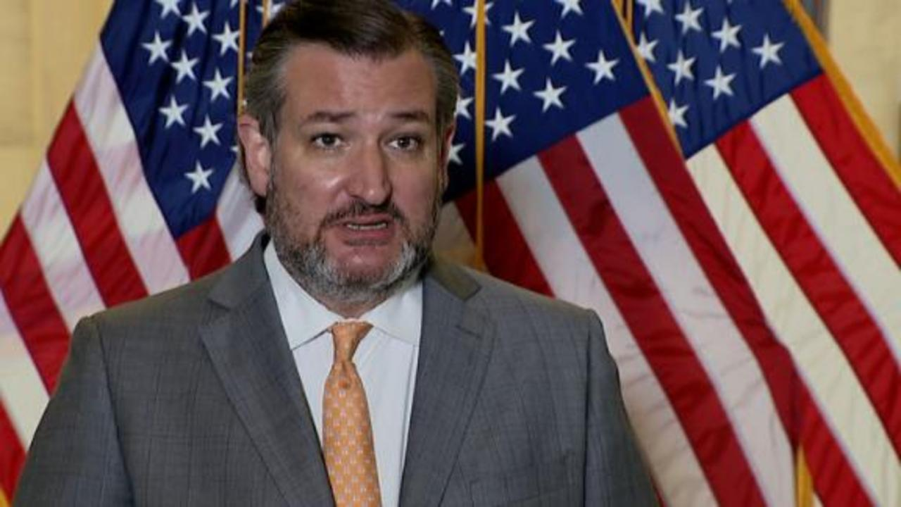 Sen. Cruz slams US Army for being 'woke' and 'emasculated'