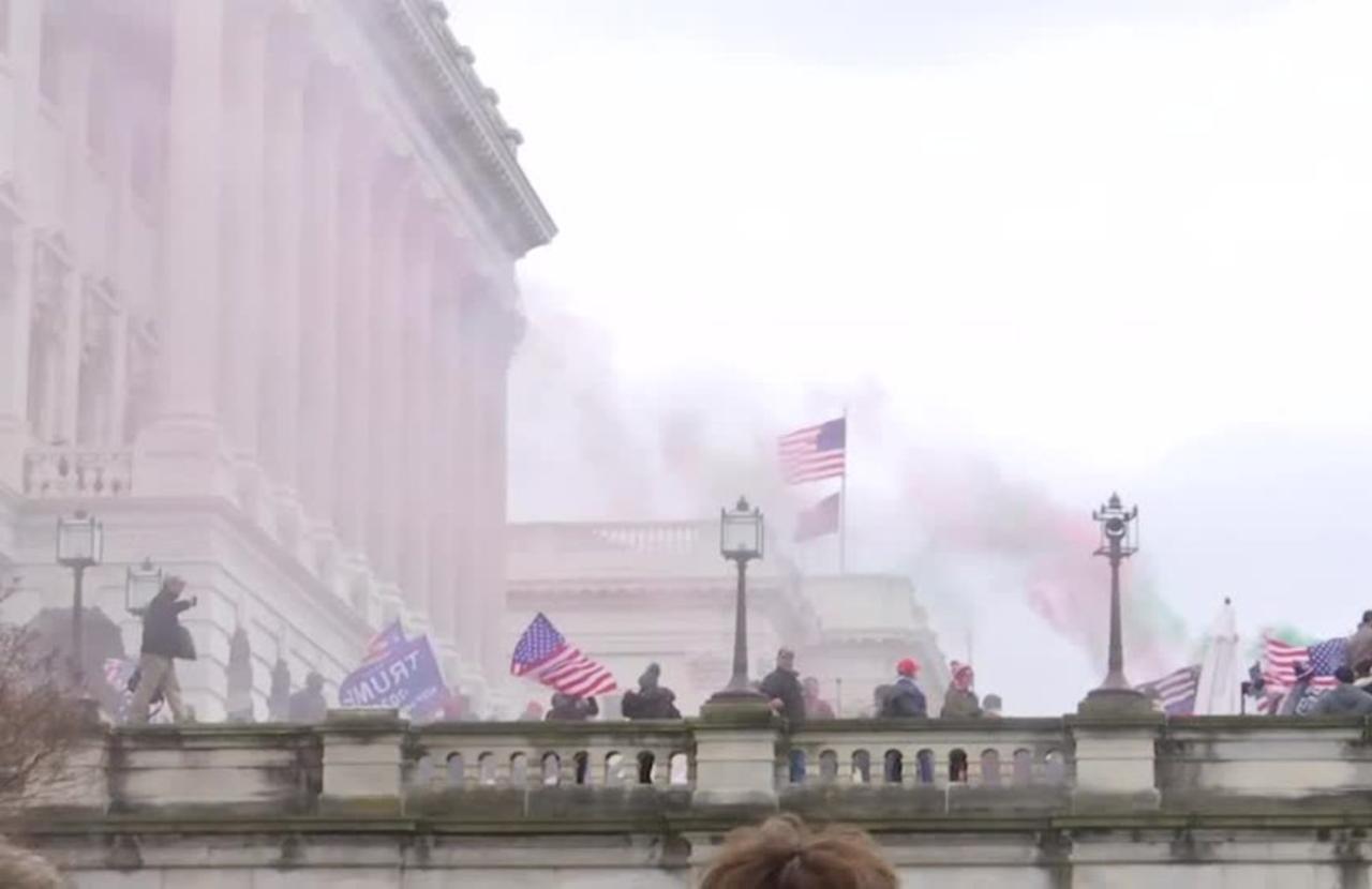 Few plea bargains in U.S. Capitol riot cases