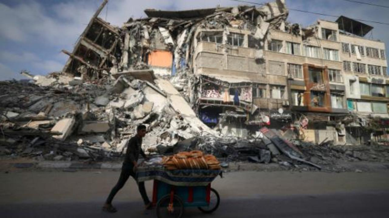 Gaza resident: 'It's like you've got a gun to your head'