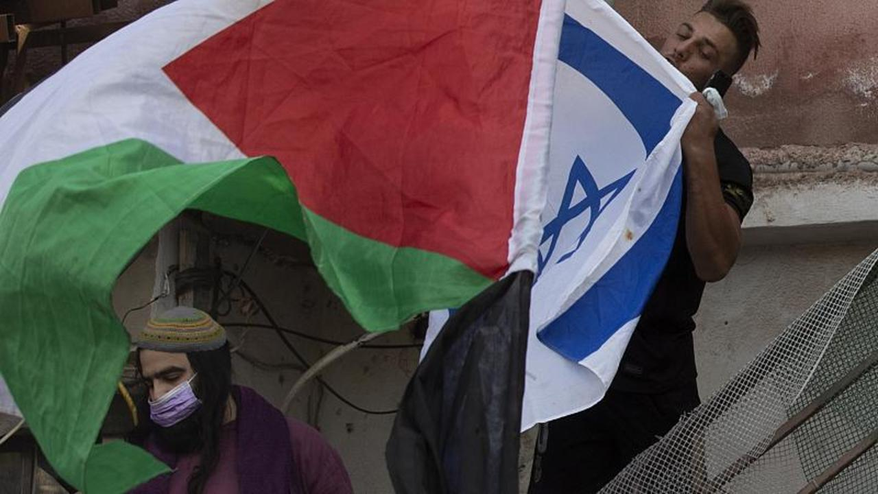 Europe's week: Israel-Palestine conflict and COVID travel pass