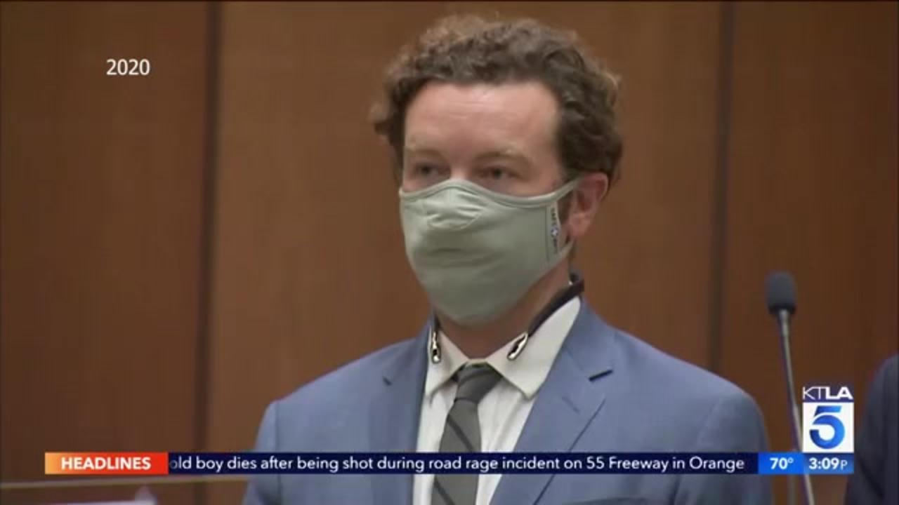 'That '70s Show' actor Danny Masterson must stand trial on 3 rape charges, L.A. County judge says