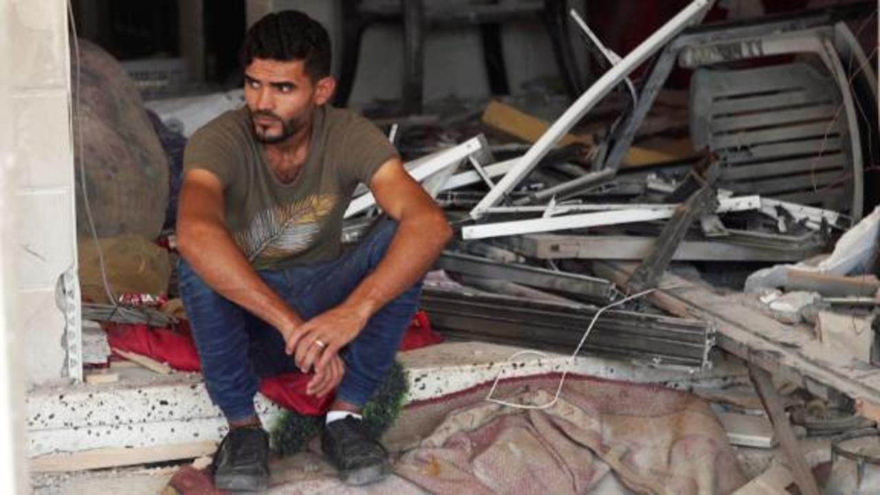 Life resumes amidst the rubble for Gaza residents