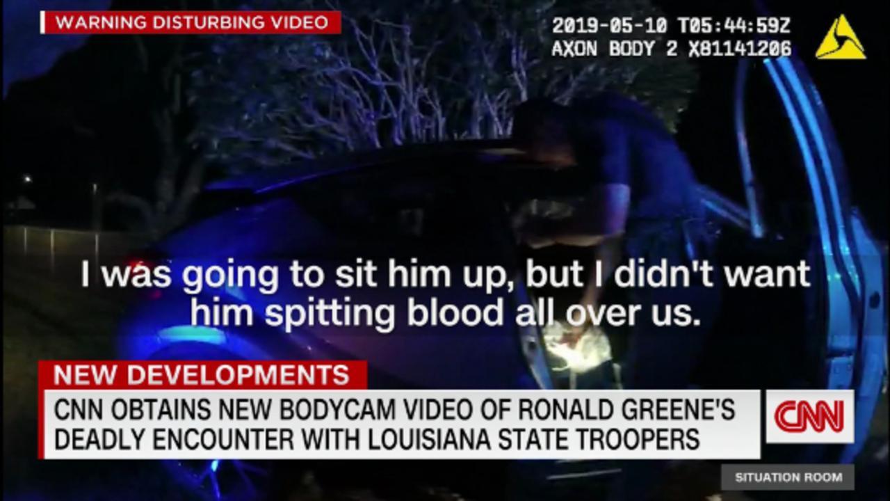 New video shows fatal Ronald Green arrest