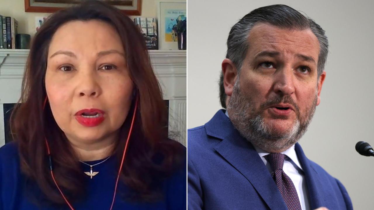 'Shameful': Duckworth slams Cruz over US Army ad critique