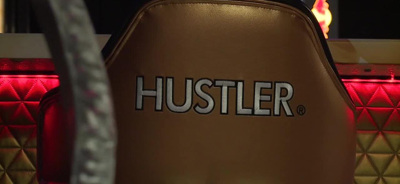 Larry Flynt's Hustler Club hosts pop-up vaccine site