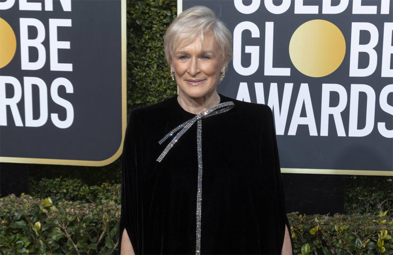 Glenn Close says growing up in a cult is why she hasn't had 'successful relationships'