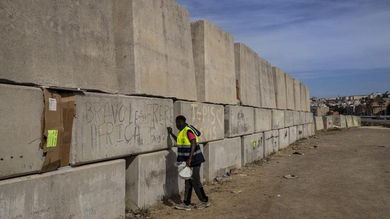Spanish enclave of Ceuta tries to adjust to latest migrant influx