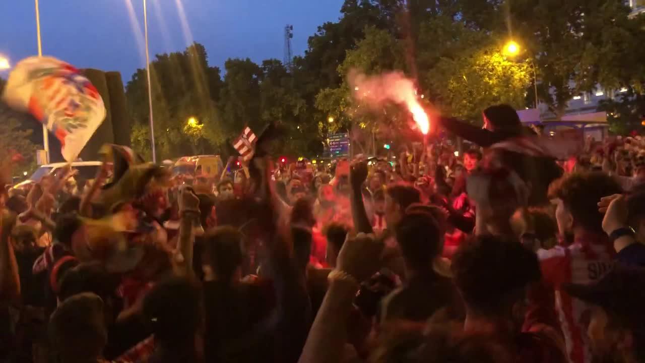 Atlethico Madrid