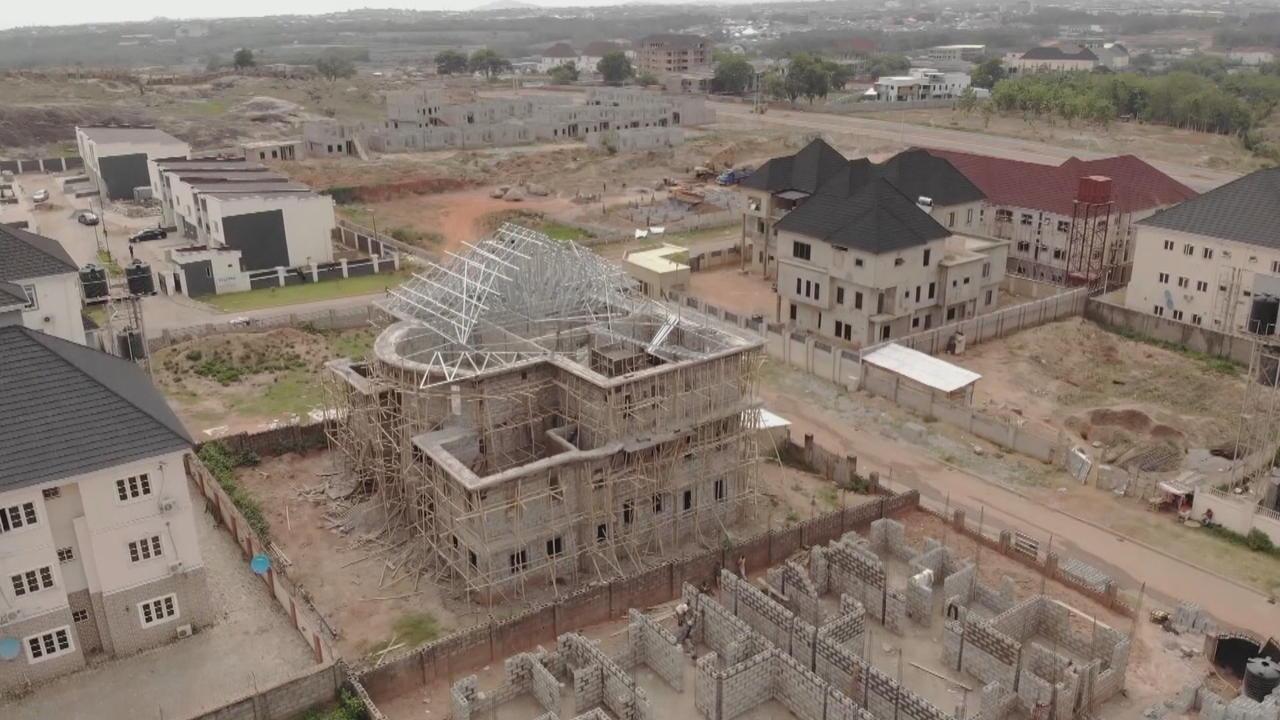 Nigeria luxury home market booms despite economic crisis