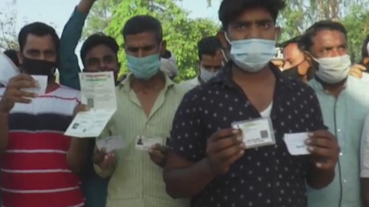 Indian state denies mass COVID deaths linked to election work