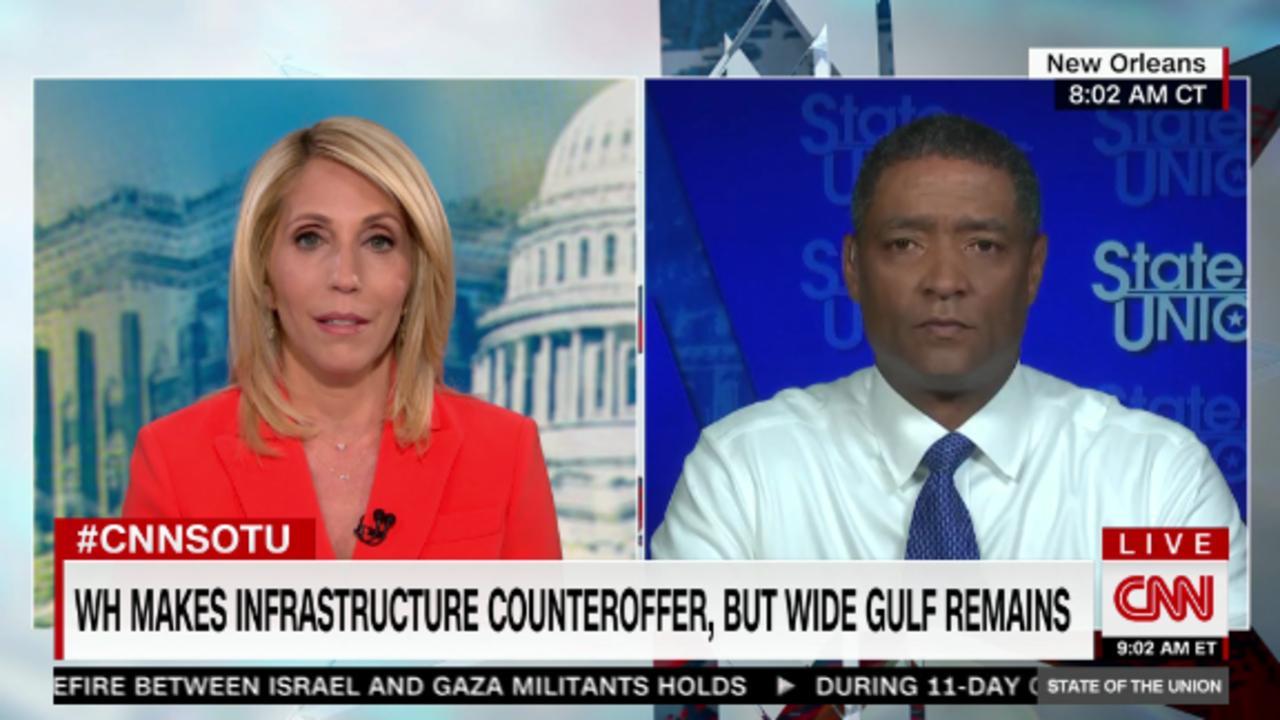 Top WH adviser: Biden wants an infrastructure deal 'soon'