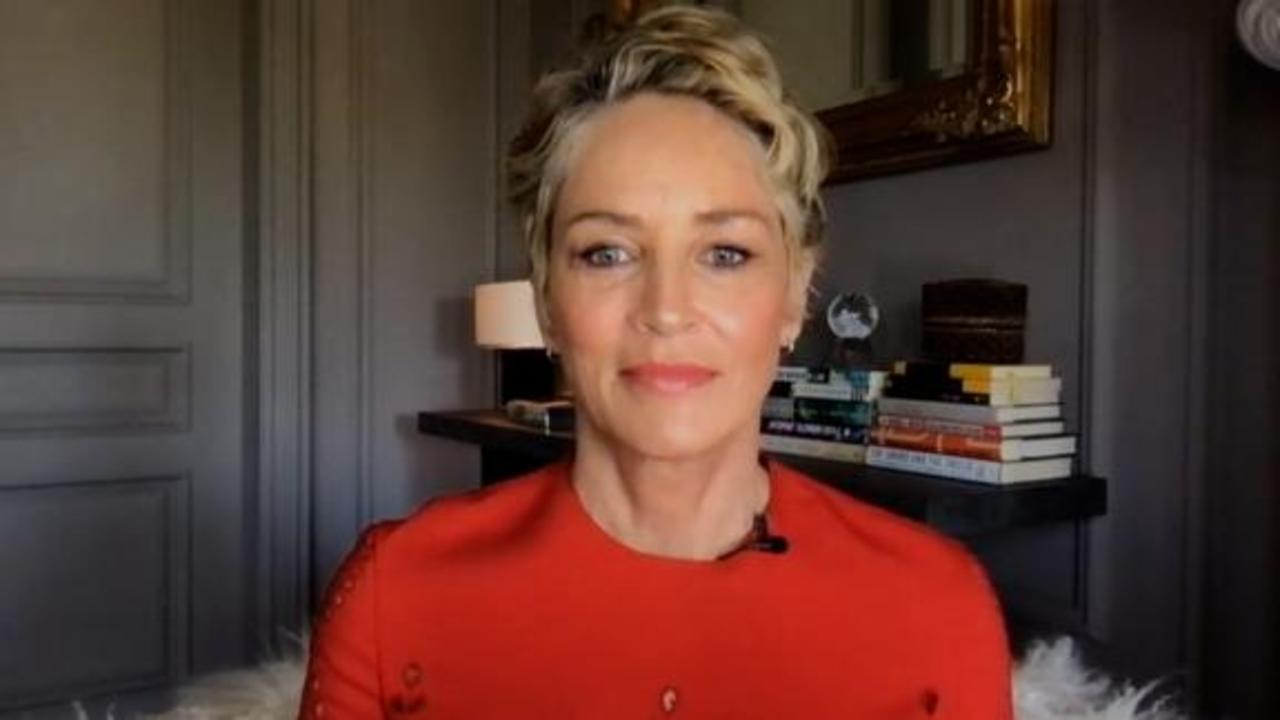 Sharon Stone: #MeToo isn't about Hollywood, it's a global issue