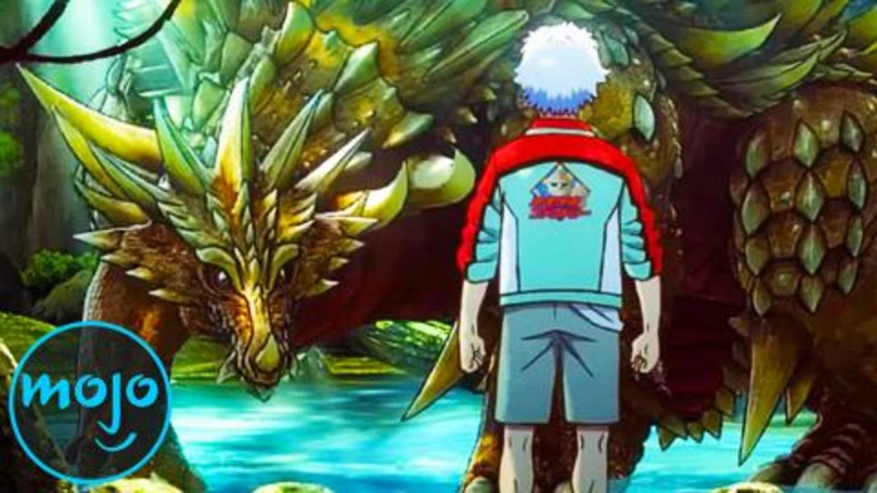 Top 10 Kaiju Anime