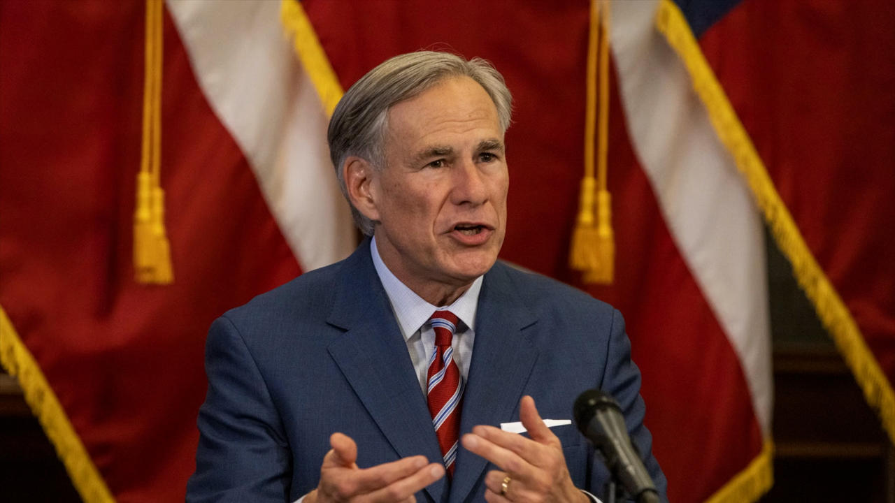 Texas Governor Signs Bill Into Law Banning Abortion at 6 Weeks