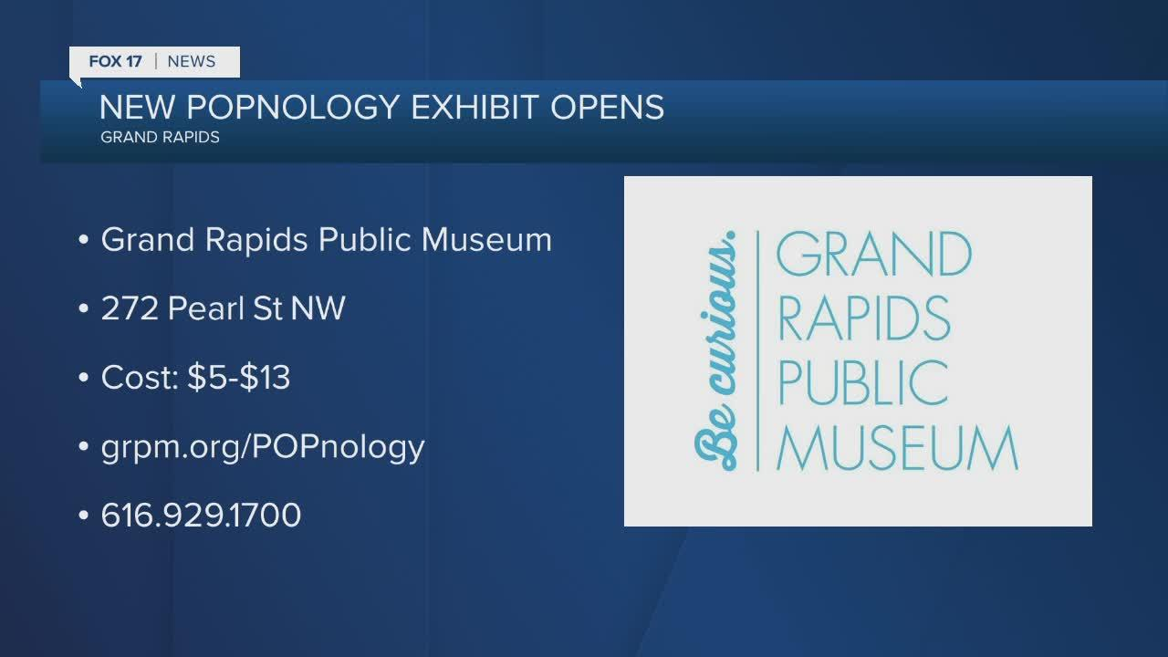 What's new at the Grand Rapids Public Museum?