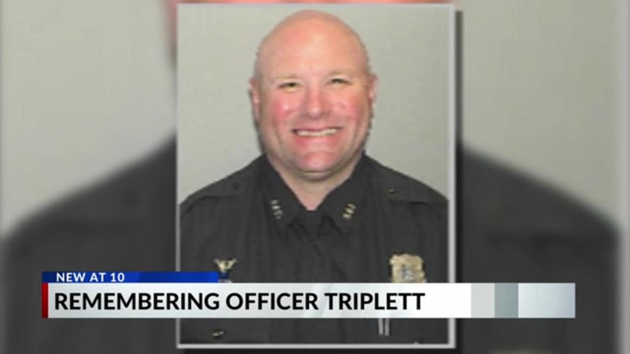 Police mourn Tennessee officer killed in crash while working on escort