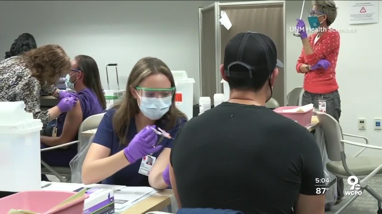 Hamilton County's top doctor warns vaccine refusal could lead to new variants
