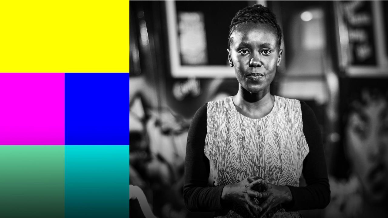 A feminist reimagining of Kenya's colorful 'matatu' minibuses | Naomi Mwaura