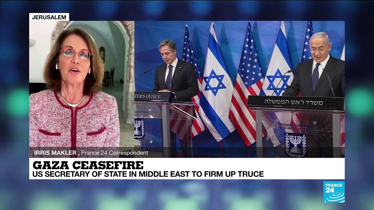 Blinken says US will aid Gaza without helping Hamas