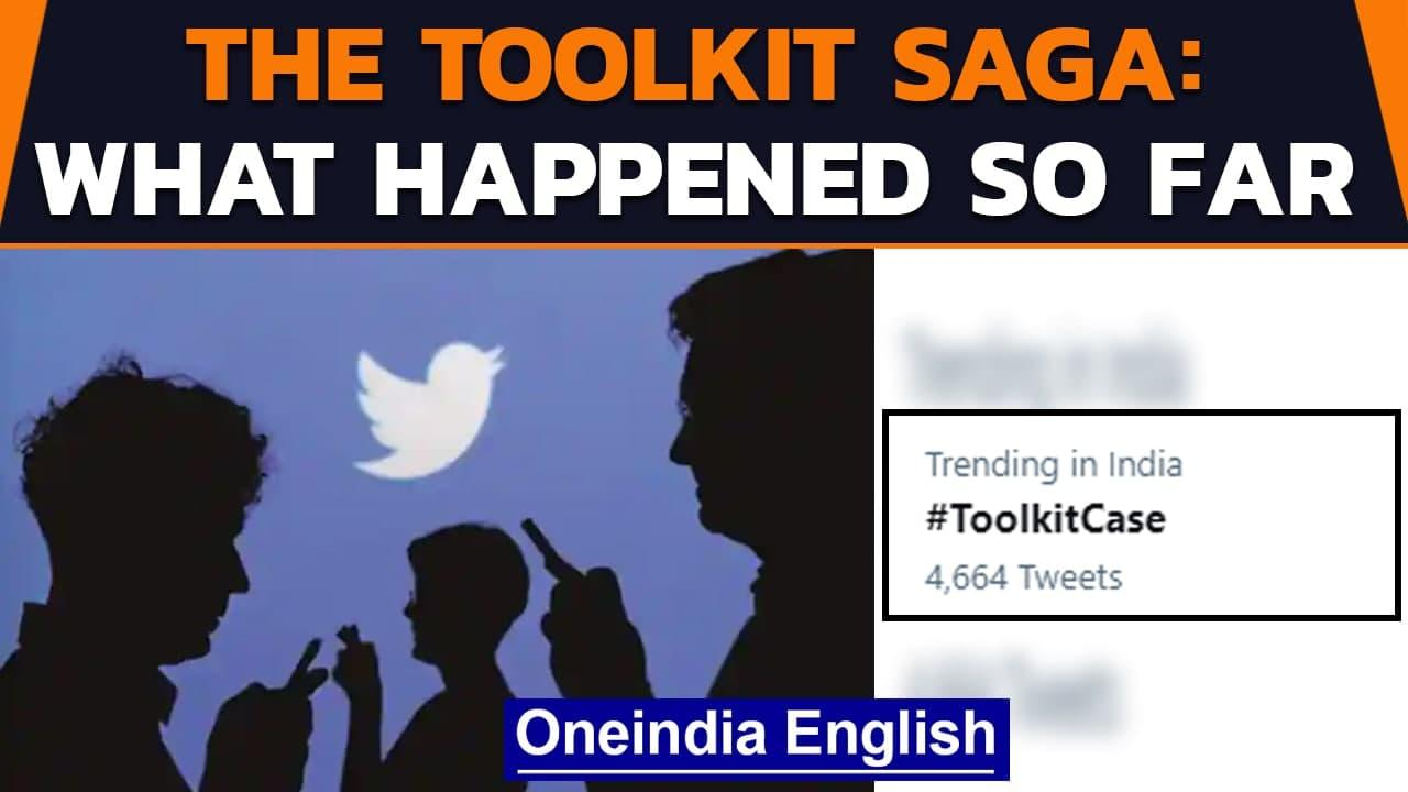 #ToolkitCase: Sambit Patra's tweet to searches at Twitter office   Know all   Oneindia News