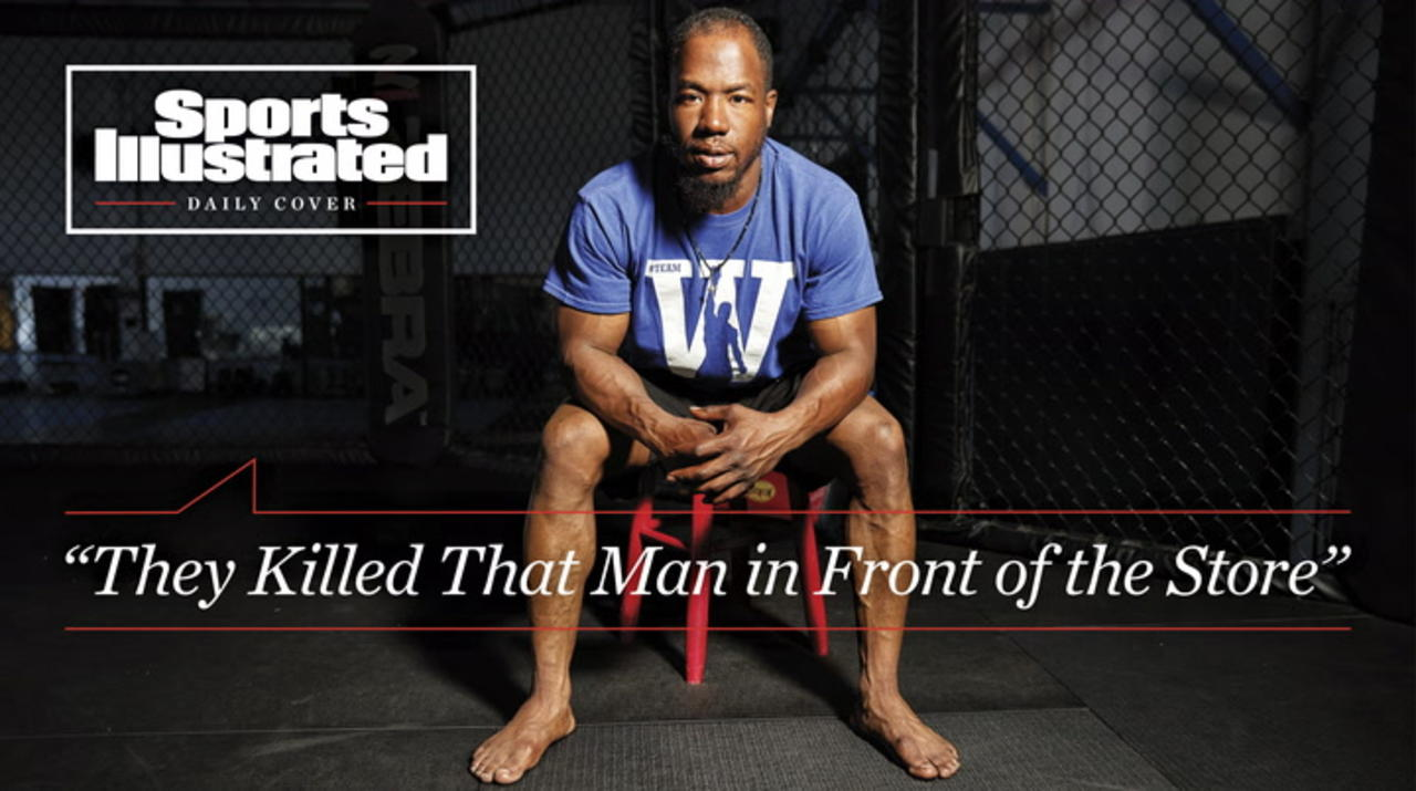 Daily Cover: Police Killed George Floyd. An MMA Fighter Punched Back.