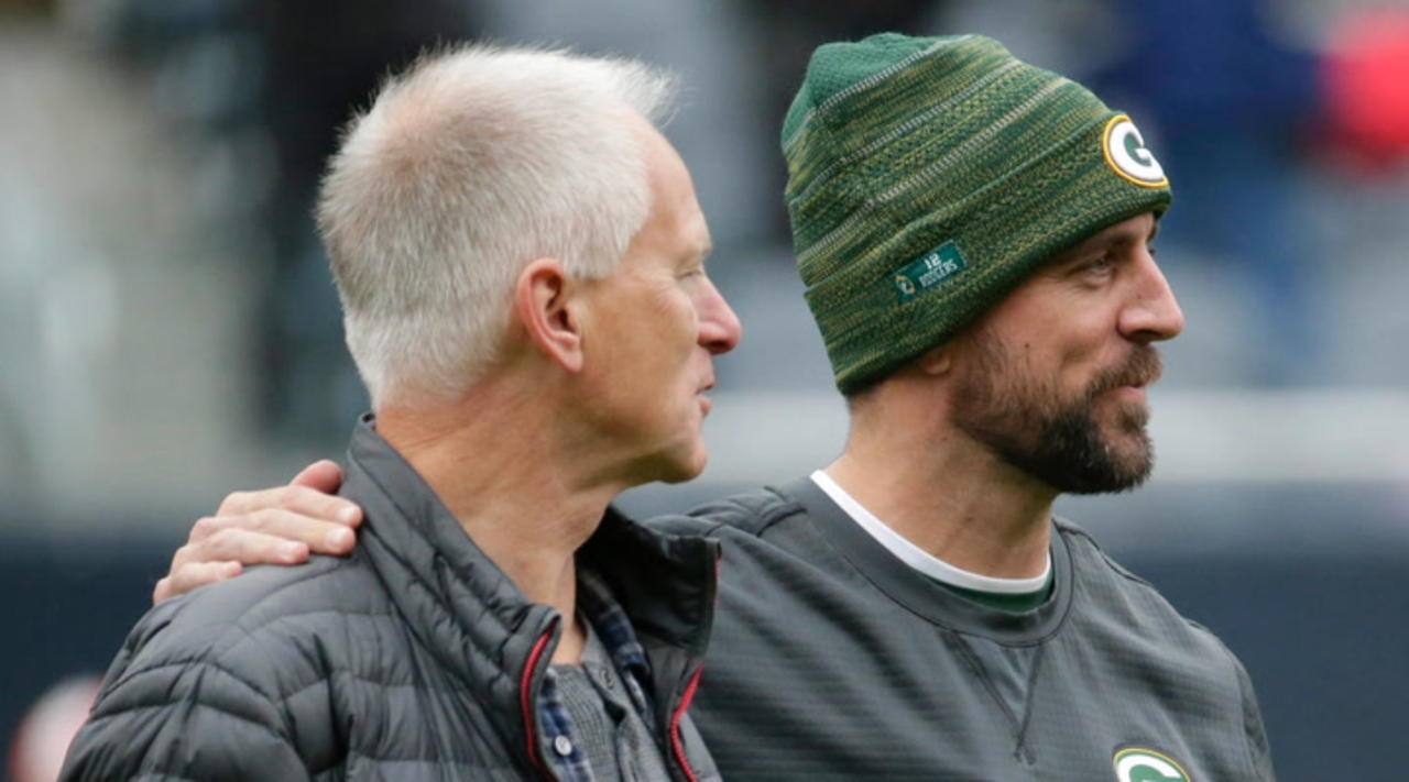 Are Aaron Rodgers' Issues with the Packers Personal?