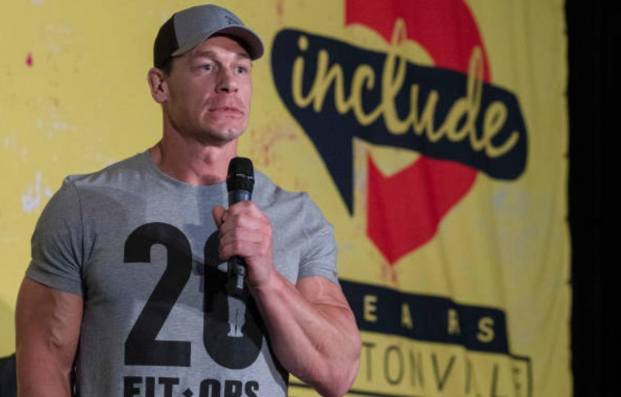 John Cena Issues Apology to China After Calling Taiwan a Country