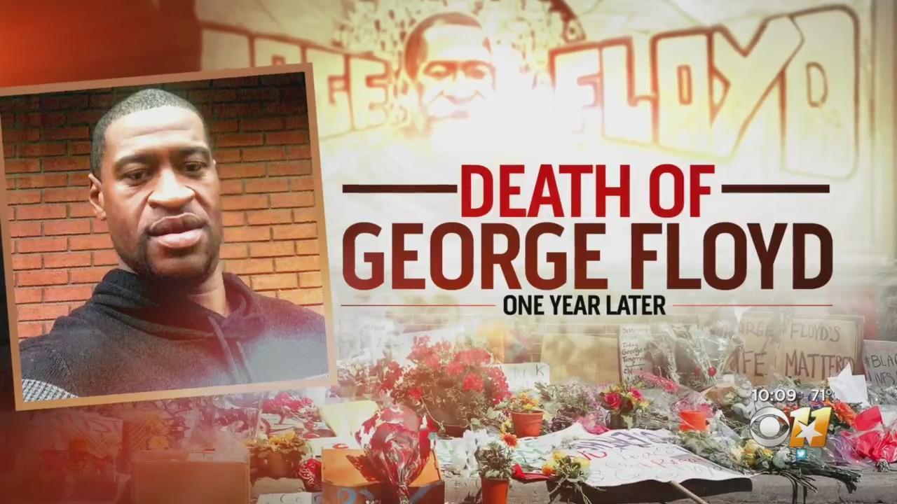Speaker Series In Dallas Marks 1-Year Anniversary Of George Floyd's Murder